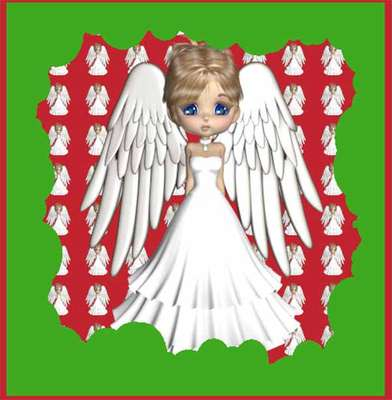 Click for more details of Angel1 (digital downloads) by DawnsDesigns