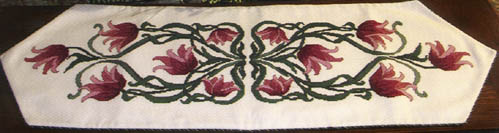 Click for more details of April Tulips (cross-stitch pattern) by Rosewood Manor