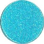 Click for more details of Aqua Blue Ultra Fine Glitter (embellishments) by Personal Impressions
