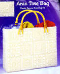 Click for more details of Aran Tote Bag (tapestry kit) by Design Works