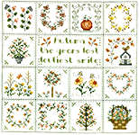 Click for more details of Autumn Days (cross stitch) by Imaginating
