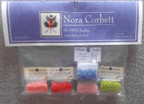 Click for more details of Azalea Embellishment Pack (beads and treasures) by Nora Corbett