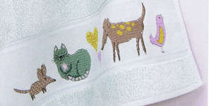 Click for more details of Baby (cross stitch) by Rico Design