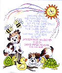 Click for more details of Baby Shower (cross stitch) by Stoney Creek