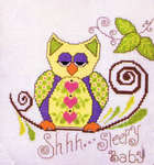 Click for more details of Bed, Bath and Bibs for Baby (cross stitch) by Stoney Creek