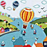 Click for more details of Beside the Seaside - Balloons (cross stitch) by Bothy Threads