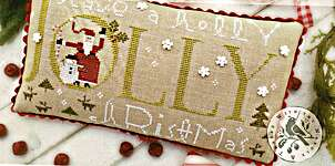 Click for more details of Best Time Of The Year (cross stitch) by With Thy Needle and Thread
