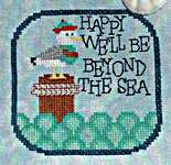 Click for more details of Beyond the Sea (cross stitch) by Luhu Stitches