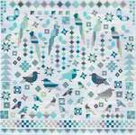 Click for more details of Birds Patchwork Style (cross stitch) by Riverdrift House