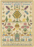 Click for more details of Birthday Sampler (cross stitch) by Bothy Threads