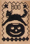 Click for more details of Black Cats` Halloween (cross-stitch pattern) by Waxing Moon Designs