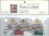 Click for more details of Blitzen Embellishment Pack (beads and treasures) by Nora Corbett