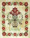 Click for more details of Blooming Bouquets 3 Joyful (cross stitch) by Jeannette Douglas