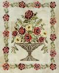 Click for more details of Blooming Bouquets 4 Beautiful (cross stitch) by Jeannette Douglas
