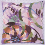 Blossoms Cushion Front