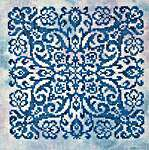 Click for more details of Blue Velvet (cross stitch) by Ink Circles
