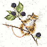 Click for more details of Brambles (cross stitch) by Bothy Threads