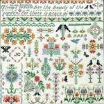 Click for more details of Bramley Garden (cross stitch) by Rosewood Manor