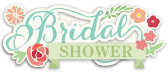 Click for more details of Bridal Shower (embellishments) by Paper House Productions