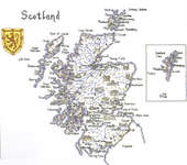 Click for more details of Britain in Stitches - Scotland (cross-stitch kit) by Sue Ryder