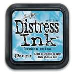 Click for more details of Broken China Distress Ink Pad (inks) by Tim Holtz
