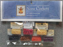 Click for more details of Buttercup Embellishment Pack (beads and treasures) by Nora Corbett