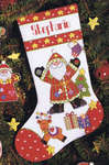 Click for more details of Buttons 'n Patchwork (cross-stitch pattern) by Dimensions