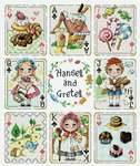 Click for more details of Cards of Hansel and Gretel (cross stitch) by Soda Stitch
