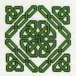 Click for more details of Celtic Knot (cross stitch) by RK Portfolio