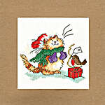 Click for more details of Christmas Card - Just For You (cross stitch) by Bothy Threads
