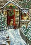 Click for more details of Christmas Eve (cross stitch) by Panna