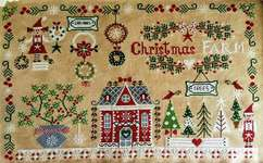 Click for more details of Christmas Farm (cross stitch) by Cuore e Batticuore