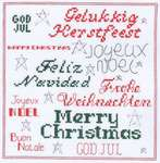 Click for more details of Christmas Greetings (cross stitch) by Classic Embroidery