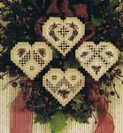 Click for more details of Christmas in my Heart (2006-2009) (hardanger pattern) by Cross 'N Patch