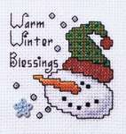 Click for more details of Christmas Ornaments III (cross stitch) by Stoney Creek