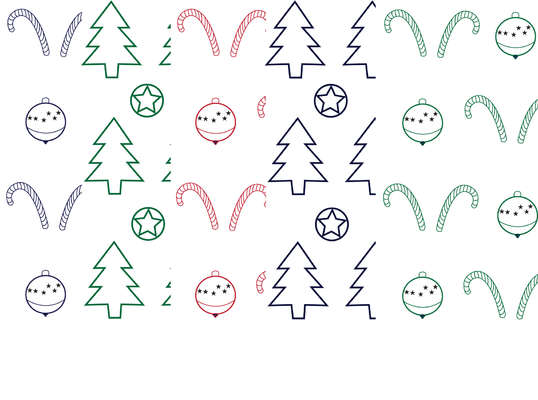 Click for more details of Christmas Outline Digital Papers (digital downloads) by Julie Lynes