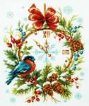 Click for more details of Christmas Time (cross stitch) by Magic Needle