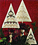 Click for more details of Christmas Tree Lane (hardanger pattern) by Cross 'N Patch