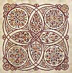 Click for more details of Circular Logic (cross stitch) by Ink Circles