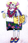 Click for more details of Cool Cats (cross-stitch pattern) by Dimensions