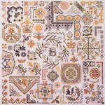 Click for more details of Corners and Curves (cross stitch) by Rosewood Manor