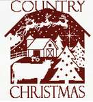 Click for more details of Country Christmas (cross stitch) by Stoney Creek