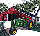 Click for more details of Country Memories (cross stitch) by Stoney Creek