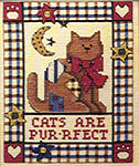 Click for more details of Country Pleasures (cross-stitch pattern) by Dimensions