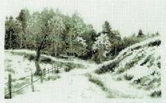 Click for more details of Country Trail (cross stitch) by Permin of Copenhagen