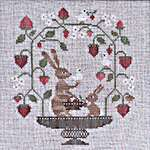 Click for more details of Coupe De Lapin (cross stitch) by Tralala