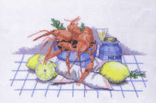 Crayfish and Lemons