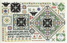 Click for more details of Creation I (cross stitch) by Rosewood Manor