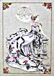 Click for more details of Crystal Symphony (cross stitch) by Mirabilia Designs