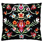 Click for more details of Cushion: Folklore II (tapestry) by Vervaco